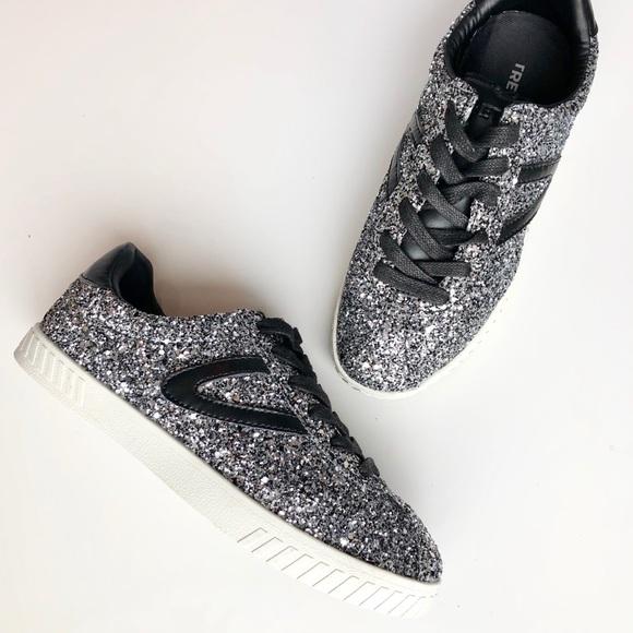 Tretorn Glitter Camden Classic Sneakers